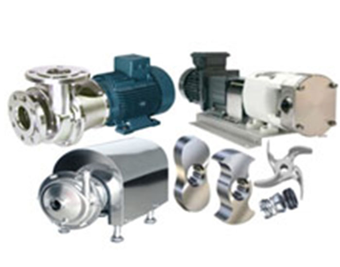 PUMPING & SPARE PARTS