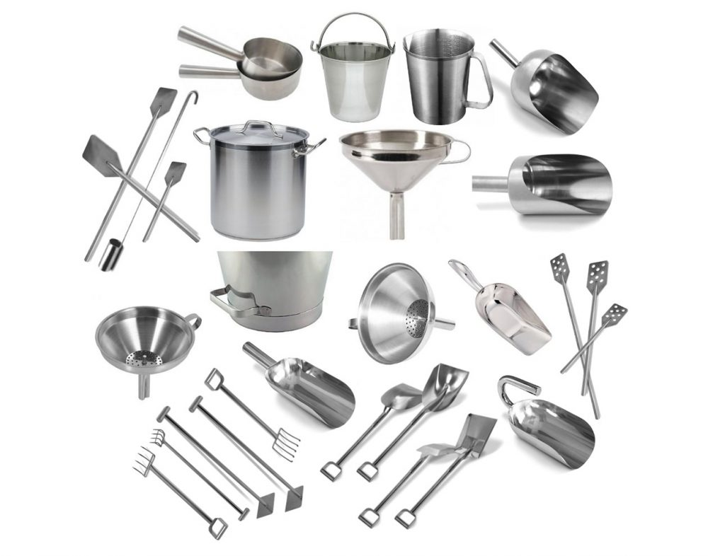 PROCESS WARE & KITCHEN WARE